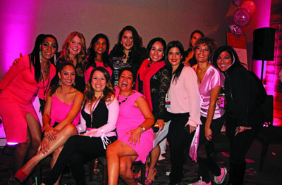 Gurney's GIRLS NIGHT OUT is back and this year it was a huge success.